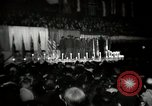 Image of The 372nd Infantry Glee club of African American soldiers New York City USA, 1944, second 4 stock footage video 65675032042