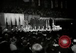 Image of The 372nd Infantry Glee club of African American soldiers New York City USA, 1944, second 5 stock footage video 65675032042