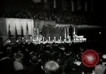 Image of The 372nd Infantry Glee club of African American soldiers New York City USA, 1944, second 7 stock footage video 65675032042