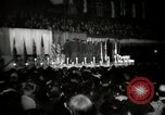 Image of The 372nd Infantry Glee club of African American soldiers New York City USA, 1944, second 9 stock footage video 65675032042