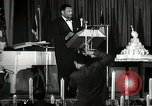 Image of Paul Robeson at his 46th birthday party New York City USA, 1944, second 8 stock footage video 65675032045