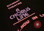 Image of A Chorus Line and other Broadway shows New York City USA, 1976, second 39 stock footage video 65675032055