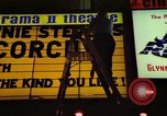 Image of New York city theatre district 1970s Manhattan New York City USA, 1976, second 43 stock footage video 65675032057