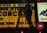 Image of New York city theatre district 1970s Manhattan New York City USA, 1976, second 44 stock footage video 65675032057