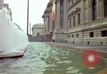 Image of people and buildings New York City USA, 1976, second 3 stock footage video 65675032060