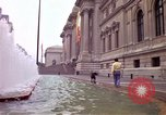 Image of people and buildings New York City USA, 1976, second 16 stock footage video 65675032060