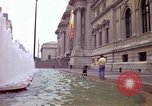 Image of people and buildings New York City USA, 1976, second 19 stock footage video 65675032060