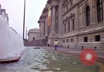 Image of people and buildings New York City USA, 1976, second 22 stock footage video 65675032060