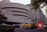 Image of people and buildings New York City USA, 1976, second 39 stock footage video 65675032060