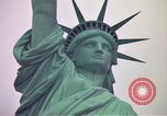 Image of Statue of Liberty wide and closeup views New York United States USA, 1976, second 45 stock footage video 65675032062