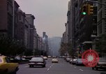 Image of Park Avenue New York United States USA, 1976, second 8 stock footage video 65675032063