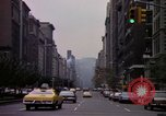 Image of Park Avenue New York United States USA, 1976, second 9 stock footage video 65675032063