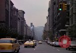 Image of Park Avenue New York United States USA, 1976, second 10 stock footage video 65675032063