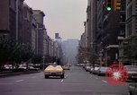 Image of Park Avenue New York United States USA, 1976, second 15 stock footage video 65675032063