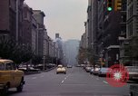 Image of Park Avenue New York United States USA, 1976, second 18 stock footage video 65675032063