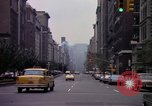 Image of Park Avenue New York United States USA, 1976, second 19 stock footage video 65675032063