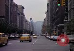Image of Park Avenue New York United States USA, 1976, second 20 stock footage video 65675032063