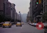 Image of Park Avenue New York United States USA, 1976, second 21 stock footage video 65675032063