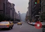 Image of Park Avenue New York United States USA, 1976, second 22 stock footage video 65675032063
