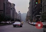 Image of Park Avenue New York United States USA, 1976, second 25 stock footage video 65675032063