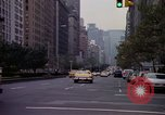 Image of Park Avenue New York United States USA, 1976, second 26 stock footage video 65675032063