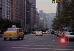 Image of Park Avenue New York United States USA, 1976, second 27 stock footage video 65675032063