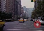 Image of Park Avenue New York United States USA, 1976, second 29 stock footage video 65675032063
