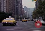Image of Park Avenue New York United States USA, 1976, second 30 stock footage video 65675032063
