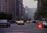 Image of Park Avenue New York United States USA, 1976, second 32 stock footage video 65675032063