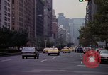 Image of Park Avenue New York United States USA, 1976, second 33 stock footage video 65675032063