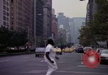 Image of Park Avenue New York United States USA, 1976, second 34 stock footage video 65675032063