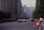 Image of Park Avenue New York United States USA, 1976, second 35 stock footage video 65675032063