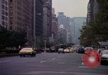 Image of Park Avenue New York United States USA, 1976, second 38 stock footage video 65675032063