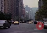 Image of Park Avenue New York United States USA, 1976, second 39 stock footage video 65675032063