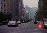 Image of Park Avenue New York United States USA, 1976, second 40 stock footage video 65675032063