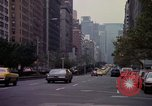 Image of Park Avenue New York United States USA, 1976, second 41 stock footage video 65675032063