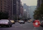 Image of Park Avenue New York United States USA, 1976, second 43 stock footage video 65675032063