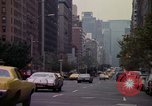 Image of Park Avenue New York United States USA, 1976, second 44 stock footage video 65675032063