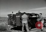 Image of Atomic Energy commission collecting samples Richland Washington USA, 1947, second 50 stock footage video 65675032065