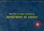Image of Manhattan Project United States USA, 1966, second 5 stock footage video 65675032077