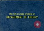 Image of Manhattan Project United States USA, 1966, second 6 stock footage video 65675032077