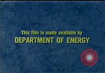 Image of Manhattan Project United States USA, 1966, second 7 stock footage video 65675032077