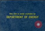 Image of Manhattan Project United States USA, 1966, second 8 stock footage video 65675032077