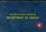 Image of Manhattan Project United States USA, 1966, second 9 stock footage video 65675032077