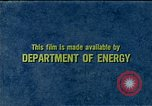 Image of Manhattan Project United States USA, 1966, second 10 stock footage video 65675032077