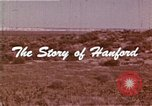 Image of Hanford Project Richland Washington USA, 1966, second 12 stock footage video 65675032078