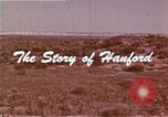 Image of Hanford Project Richland Washington USA, 1966, second 13 stock footage video 65675032078