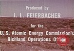Image of Hanford Project Richland Washington USA, 1966, second 20 stock footage video 65675032078