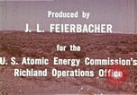 Image of Hanford Project Richland Washington USA, 1966, second 22 stock footage video 65675032078