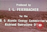 Image of Hanford Project Richland Washington USA, 1966, second 23 stock footage video 65675032078